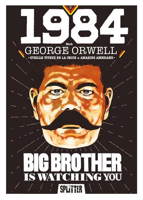 1984 (Graphic Novel) - George Orwell, Sybille Titeux de la Croix