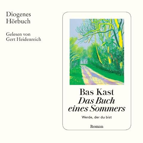 Das Buch eines Sommers - Bas Kast