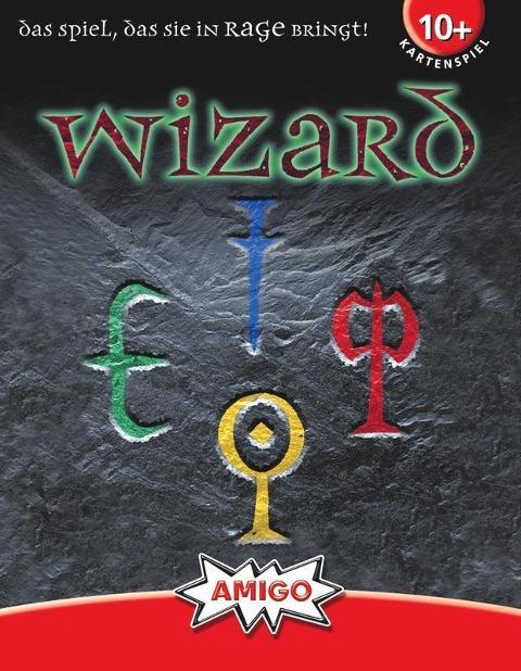 Wizard. Kartenspiel -