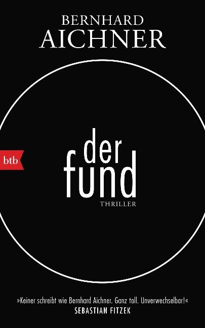 Der Fund - Bernhard Aichner