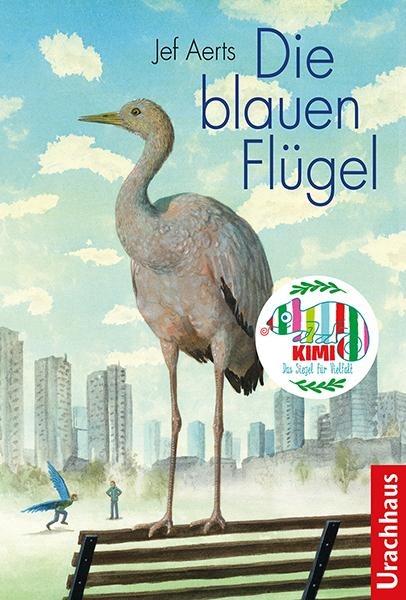 Die blauen Flügel - Jef Aerts