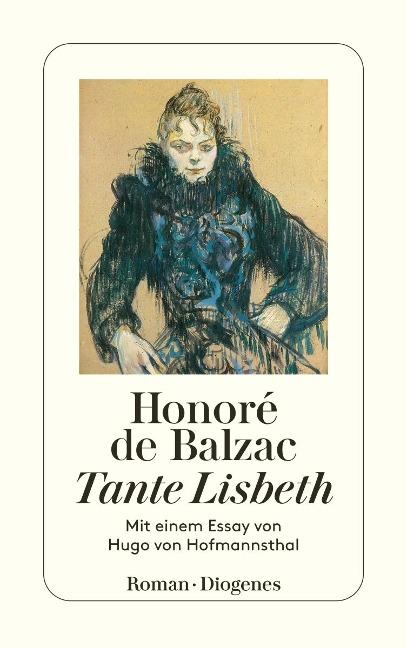 Tante Lisbeth - Honoré de Balzac