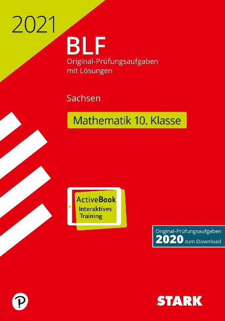 STARK BLF 2021 - Mathematik 10. Klasse - Sachsen -