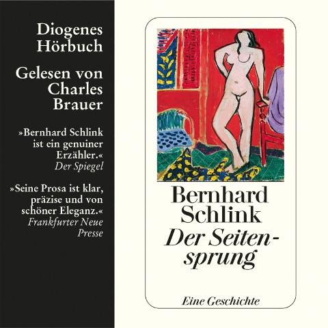 Der Seitensprung - Bernhard Schlink