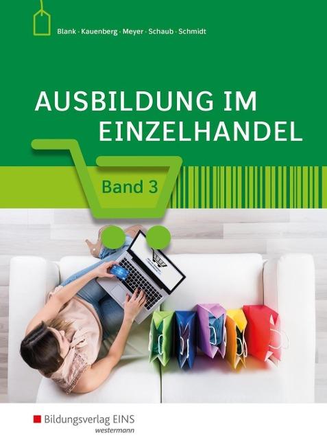 Ausbildung im Einzelhandel 3. Schülerband - Hans Hahn, Helge Meyer, Christian Schmidt, Andreas Blank, Ingo Schaub