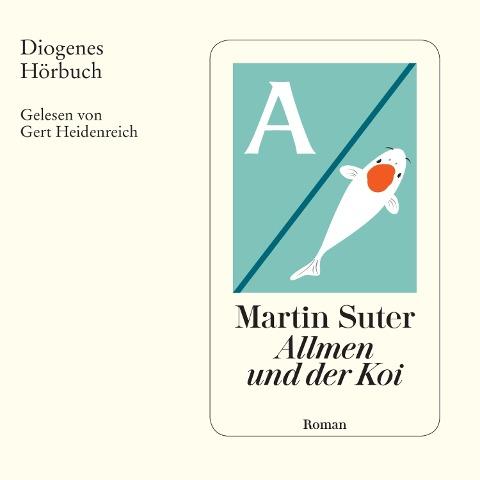 Allmen und der Koi - Martin Suter