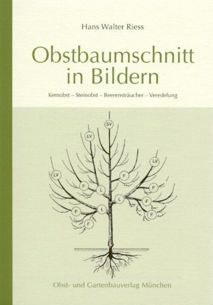 Obstbaumschnitt in Bildern - Hans Walter Riess