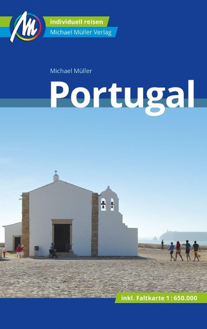Portugal Reiseführer Michael Müller Verlag - Michael Müller