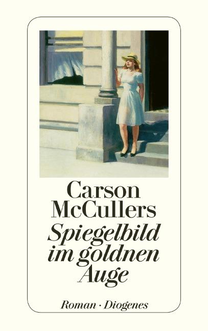 Spiegelbild im goldnen Auge - Carson Mccullers