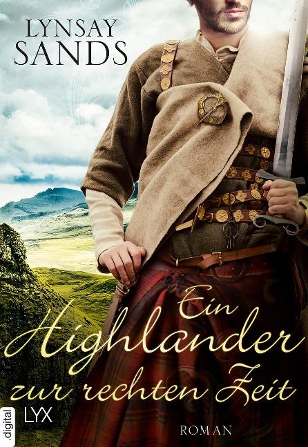 Ein Highlander zur rechten Zeit - Lynsay Sands