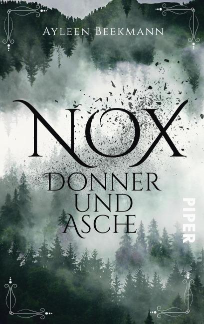 Nox - Donner und Asche - Ayleen Beekmann