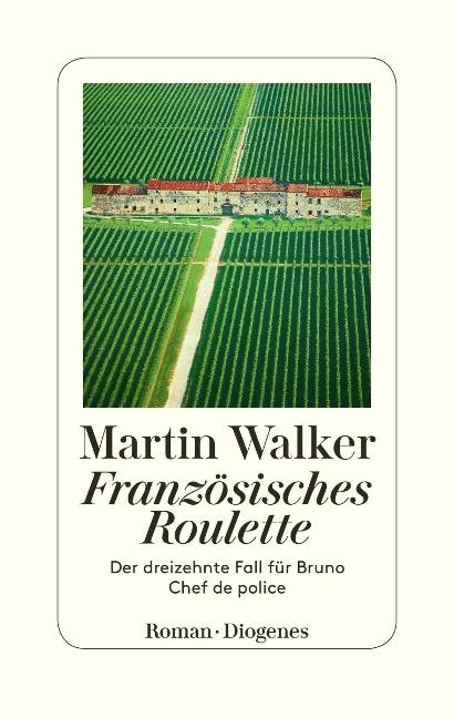 Französisches Roulette - Martin Walker