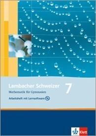 Lambacher Schweizer. 7. Schuljahr. Arbeitsheft plus Lösungsheft und Lernsoftware. Nordrhein-Westfalen -