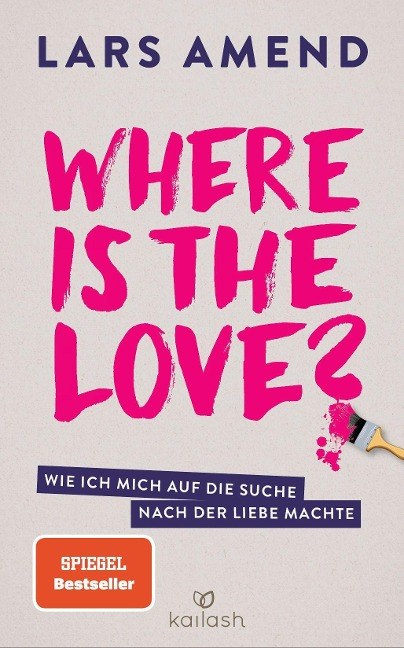 Where is the Love? - Lars Amend