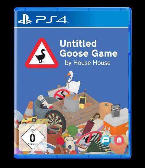 Untitled Goose Game (PlayStation PS4) -