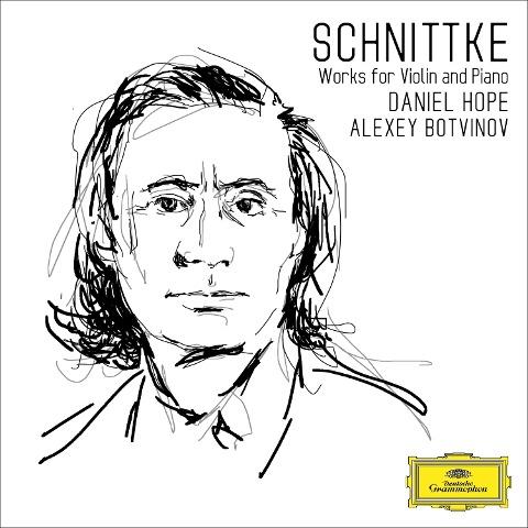 Schnittke: Works for Violin and Piano - Alfred Schnittke