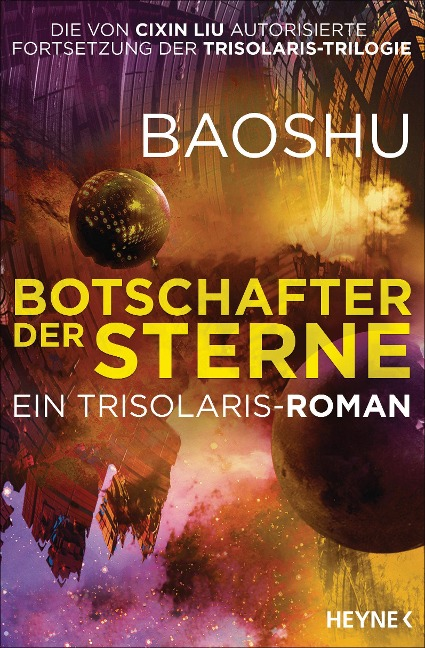 Botschafter der Sterne - Baoshu