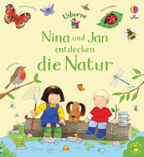 Nina und Jan entdecken die Natur