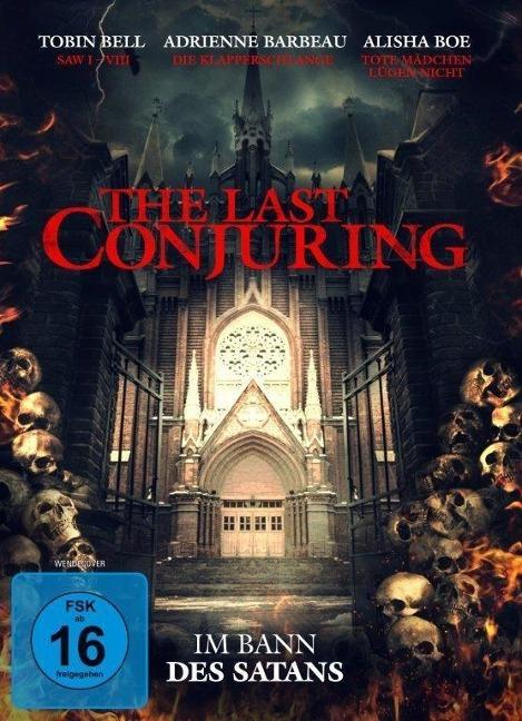 The Last Conjuring - Im Bann des Satans - Robert Hickman, Lesley-Anne Down, Chris Kanik, Randolf Turrow, Justin Raines