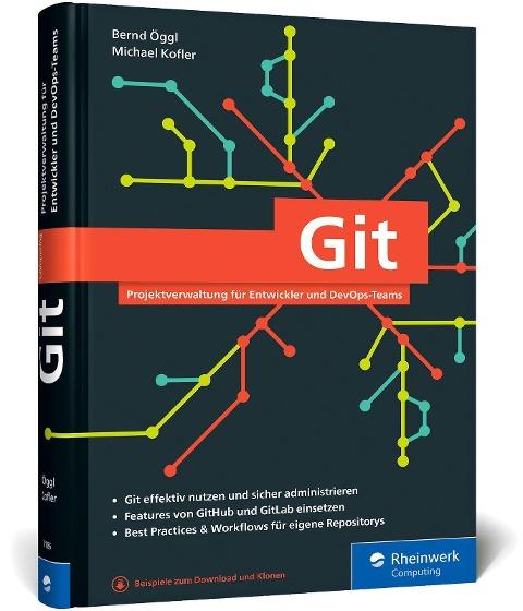 Git - Bernd Öggl, Michael Kofler