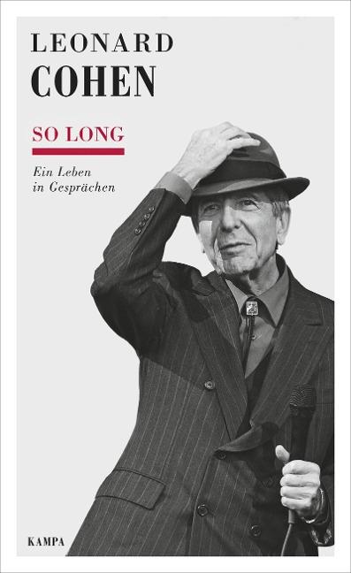 So long - Leonard Cohen