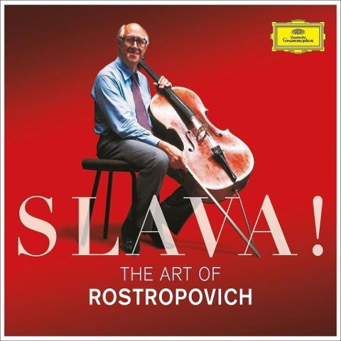 Slava!-The Art Of Rostropovich - Mstislav Rostropovich