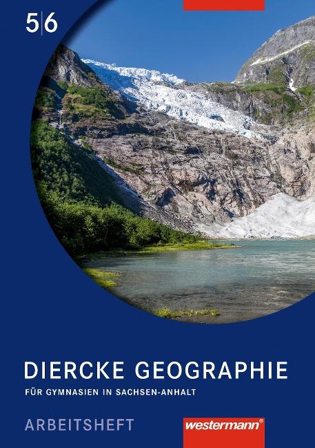 Diercke Geographie - Ausgabe 2008 Sachsen-Anhalt -