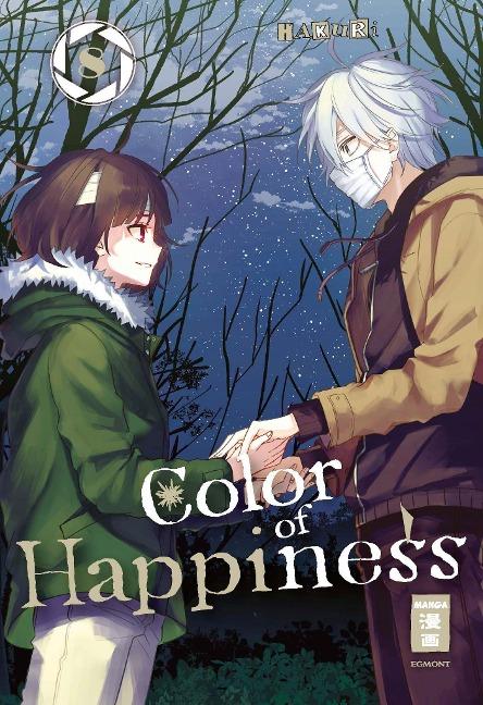 Color of Happiness 08 - Hakuri