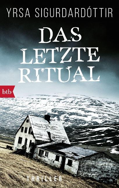 Das letzte Ritual - Yrsa Sigurdardóttir