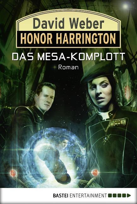 Honor Harrington: Das Mesa-Komplott - David Weber