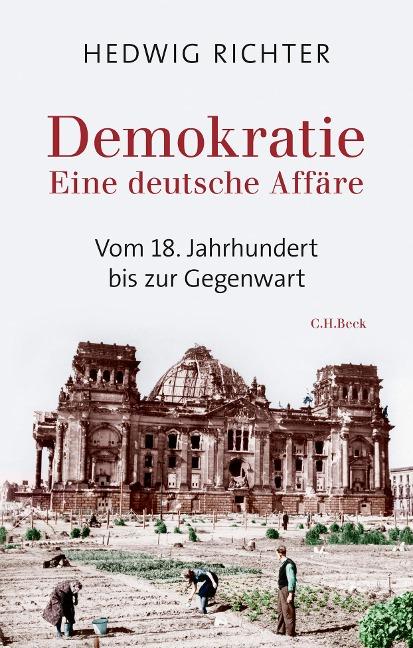 Demokratie - Hedwig Richter