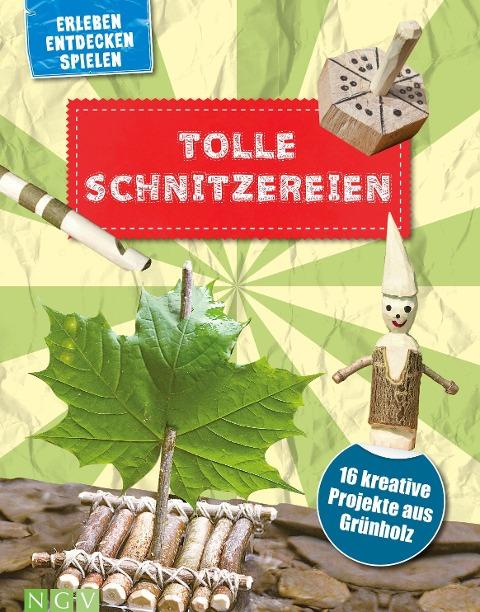 Tolle Schnitzereien - Carsten Andres