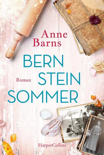 Bernsteinsommer - Anne Barns