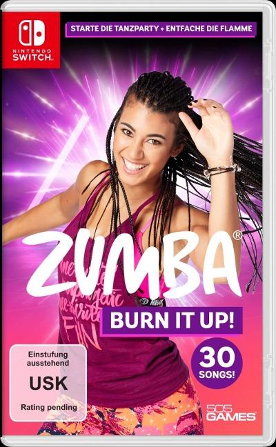 Zumba Burn it Up (Nintendo Switch) -