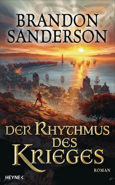 Der Rhythmus des Krieges - Brandon Sanderson