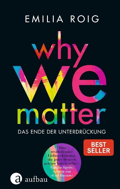 Why We Matter - Emilia Roig