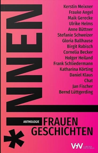 *innen - Frauengeschichten - Kerstin Meixner, Holger Heiland, Frank Schliedermann, Katharina Körting, Daniel Klaus