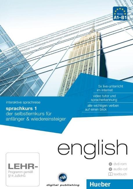 interaktive sprachreise sprachkurs 1 english -