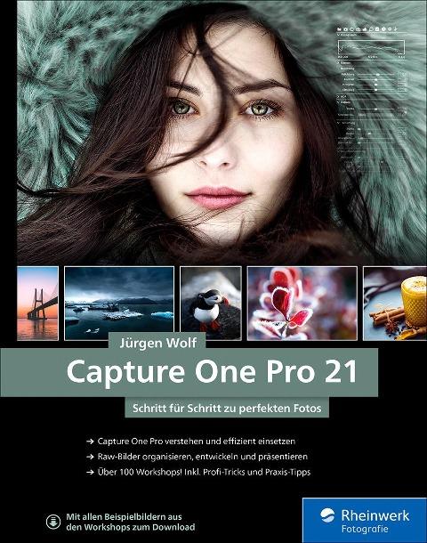 Capture One Pro 21 - Jürgen Wolf