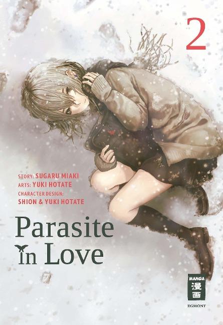 Parasite in Love 02 - Miaki Sugaru, Yuuki Hotate