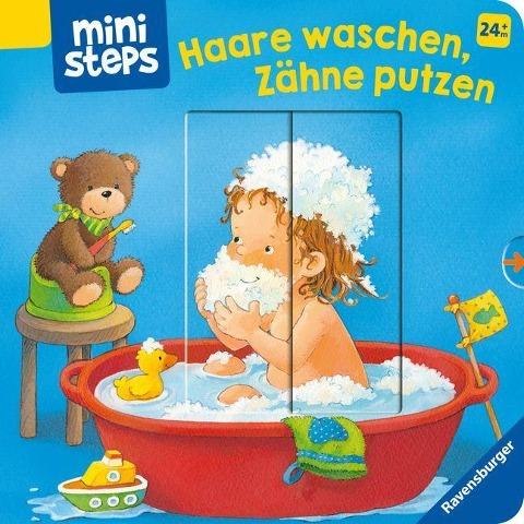 Haare waschen, Zähne putzen - Sandra Grimm