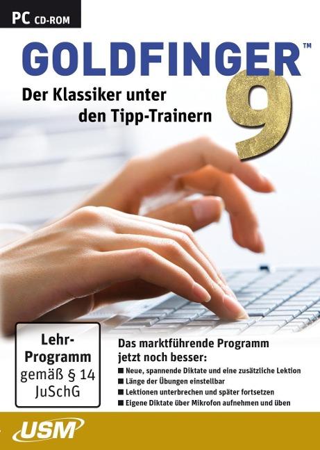 Goldfinger 9 - Der ultimative Tipp-Trainer -