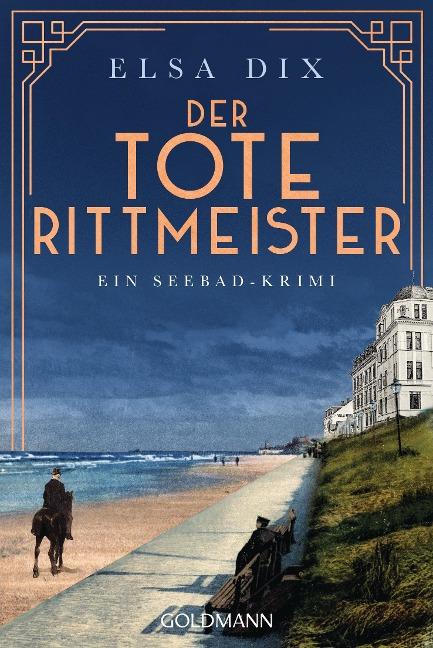 Der tote Rittmeister - Elsa Dix
