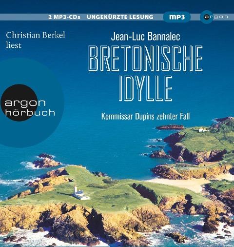 Bretonische Idylle - Jean-Luc Bannalec