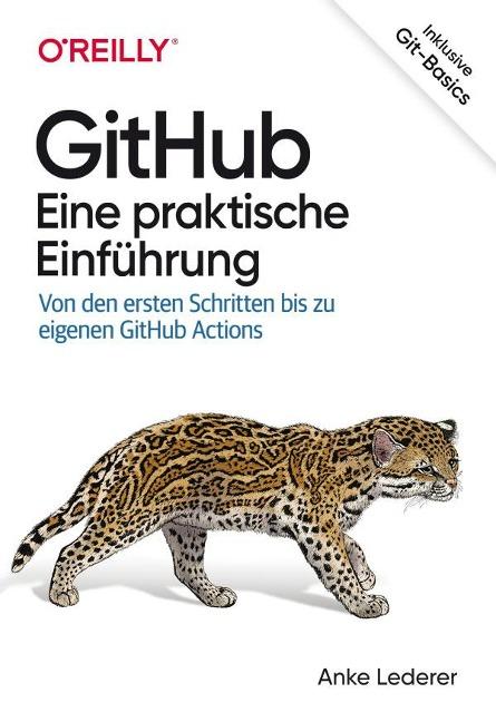 GitHub - Eine praktische Einführung - Anke Lederer