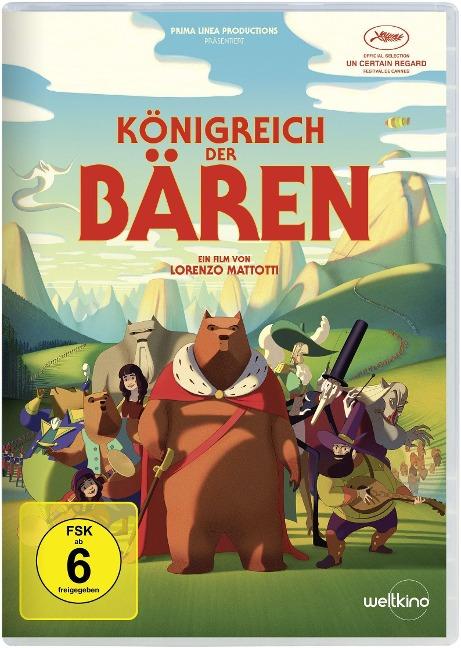 Königreich der Bären -