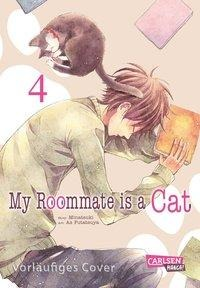 My Roommate is a Cat 4 - Tsunami Minatsuki, As Futatsuya