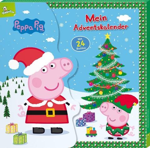 Peppa Pig Mein Adventskalender