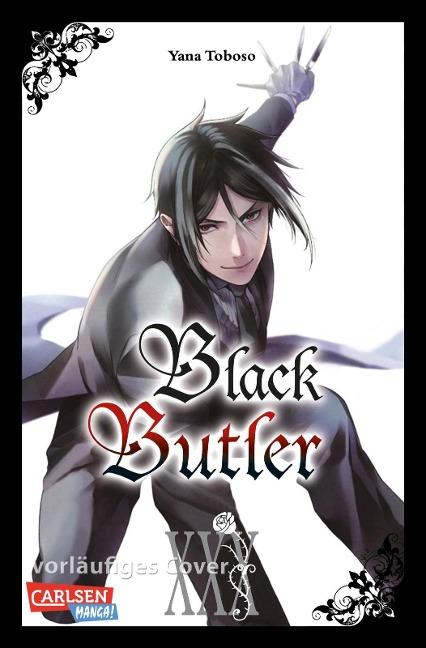 Black Butler 30 - limitierte Ausgabe - Yana Toboso