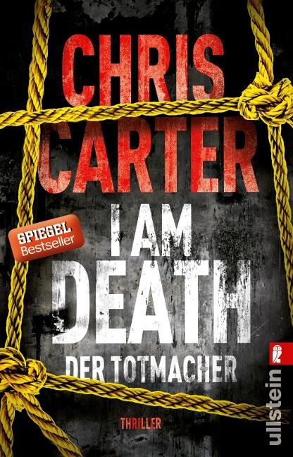 I Am Death. Der Totmacher - Chris Carter